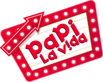 Logo Papi La Vida Podcast