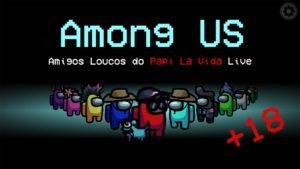 Among Us Amigos do Papi