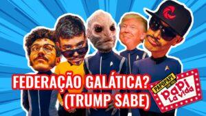 Acordo Alienigena (Trump Sabe)